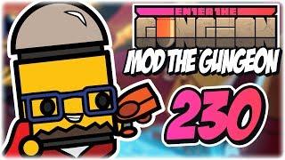 Retromation Challenge   Part 230   Let's Play: Enter the Gungeon: Mod the Gungeon   PC Gameplay