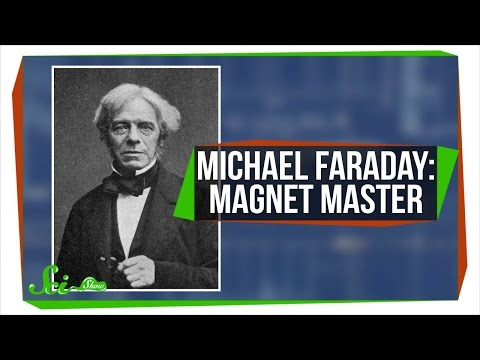 How Michael Faraday Changed the World with a Magnet | Great Minds