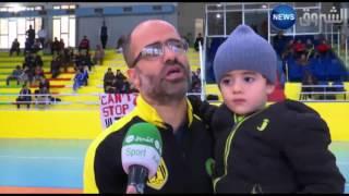 نادي البرج يُزيح نادي تلمسان من كأس الجزائر لكرة اليد