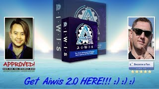 Aiwis 2.0 Sales Video Preview - get *BEST* Bonus and Review HERE!