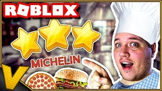 MICHELIN COOKS AT WORK! :: Dare to Cook Roblox English