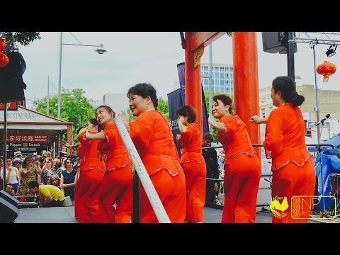 2017 Adelaide Lunar New Year Street Party |Street Food | Art Performances|