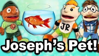 SML Movie: Joseph's Pet!
