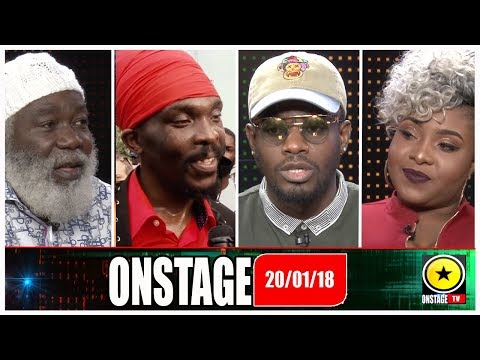Anthony B, Ding Dong, Ikaya, King Sounds - Onstage January 20 2018(full Show)