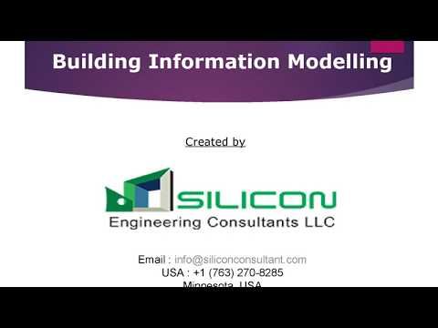 Building Information Modelling   Silicon Consultant LLC
