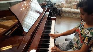 Baixar Davi Tomazini de Andrade tocando Miniatura em Jazz de Mark Nevin