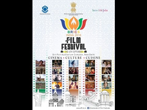Inaugural Ceremony of BRICS Film Festival