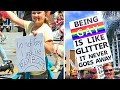 LGBT Gay Parade Signs with Sense of Humor To Match