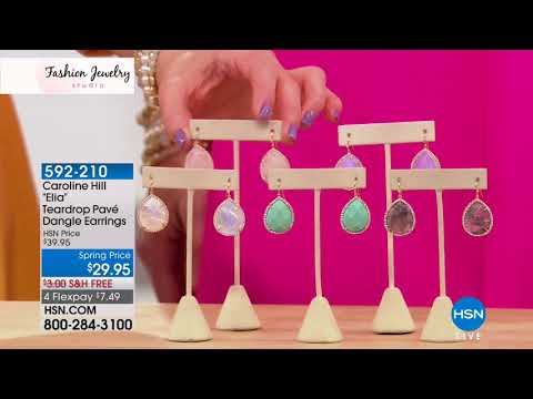 HSN | Fashion Jewelry Studio 02.23.2018 - 01 PM