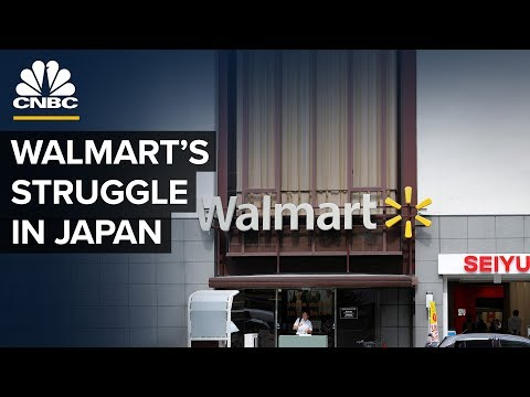 Why Walmart Is Failing In Japan