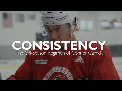 Connor Carrick (NJD) just released a Mini-Doc on his off-season regime called