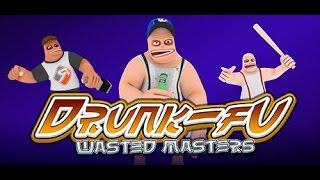 Drunk-Fu Wasted Masters - Peleando como borrachos   Gameplay Español
