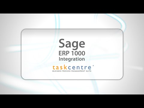 Sage ERP 1000 Integration: Learn the benefits of integrating Sage with multiple business systems