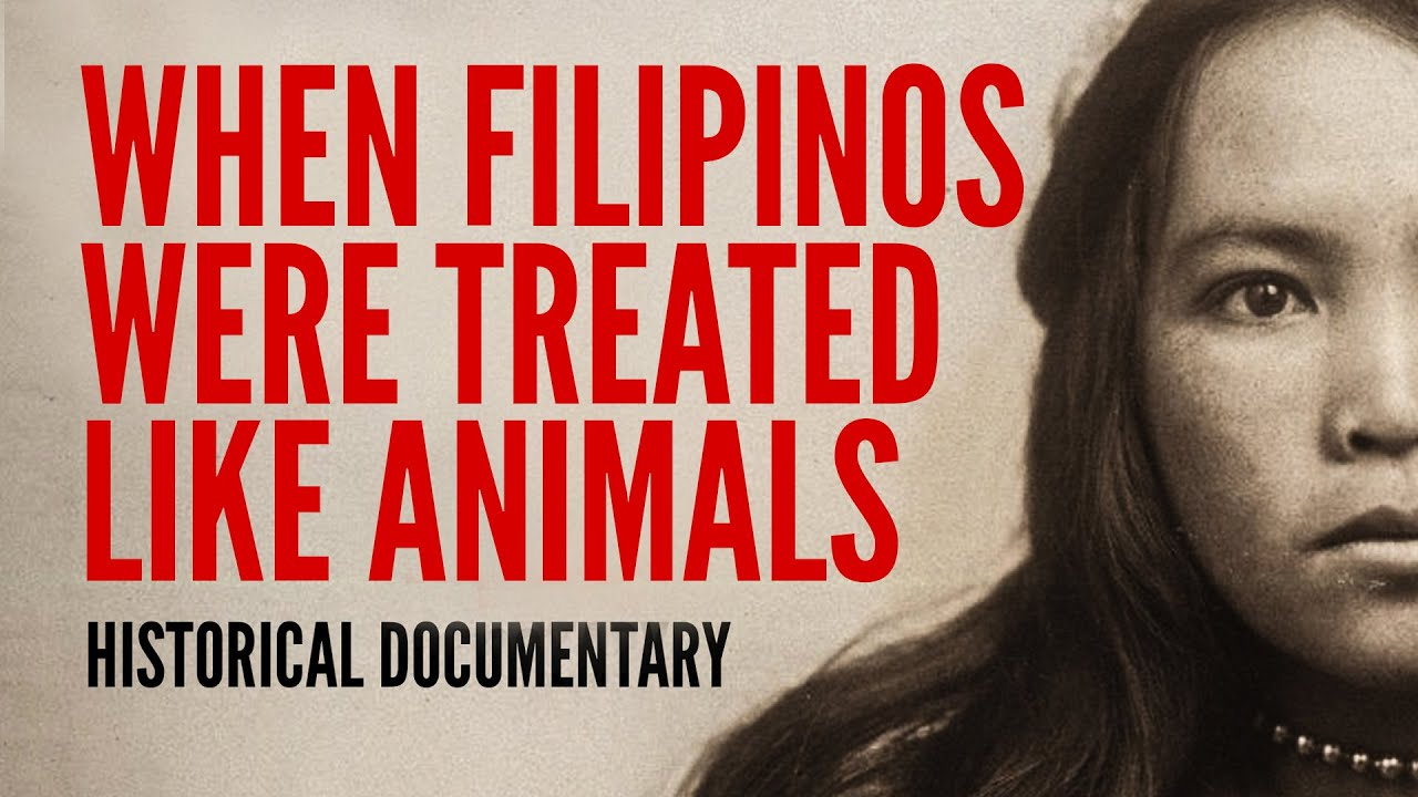 Download Racism Against Filipinos in American History • Human Zoos Documentary #stopasianhate