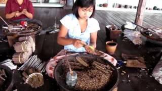 Myanmar Cigar Makers & Microfinance - Inle Lake