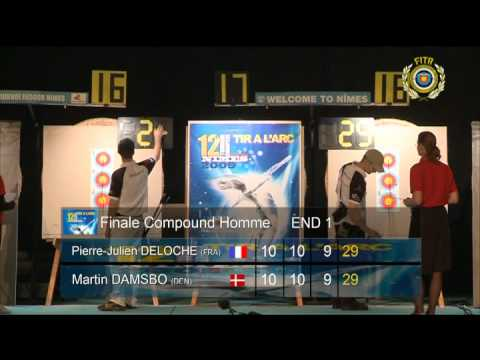 12th European Tournament of archery 2009 - Nimes (FRA) TV Ma