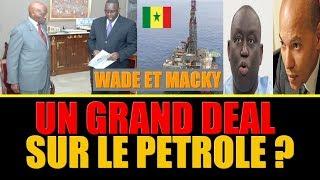 Paloum Karim Wade Nguir Sauver Macky Sall et Aliou Sall Ci Pétrole Bi ?