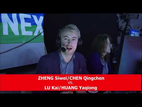 Download Yonex Denmark Open 2016 | Badminton SF - Court 2
