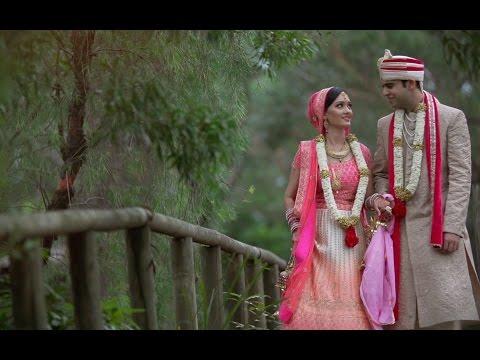 Celebrity Hindu Wedding Highlights, Sydney