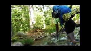 「 300万歩の新婚旅行 夫婦で挑んだアパラチアントレイル3500km 」 2013 Chop-Chop & Double-Chop Appalachian Trail Thru-Hike Movie