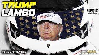 Donald Trump Lamborghini, Camaro Zl1, Fwd Chrysler 300, Nissan Buys Mitsubishi - Fast Lane Daily