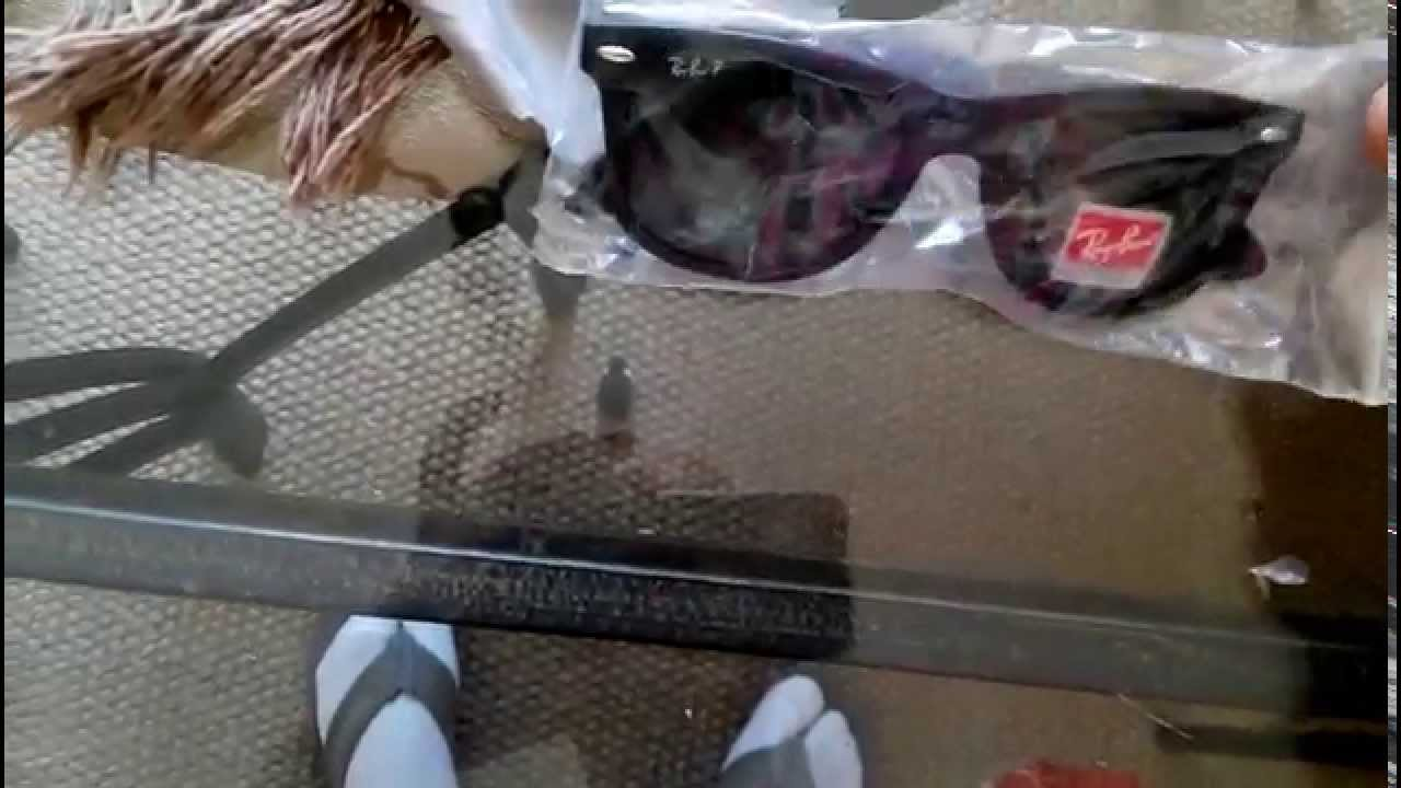 ray ban polarized aliexpress