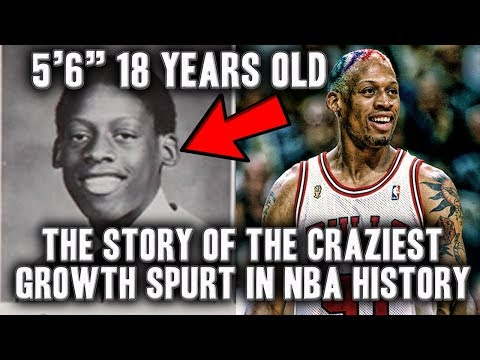 The Story Of Dennis Rodman