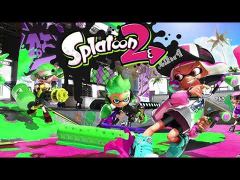 Octo Expansion DLC Trailer Theme (Nasty Majesty)   Off The Hook   Splatoon 2 Soundtrack OST
