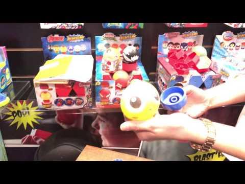 Toy Fair 2017: Tech 4 Kids Hatch Em's and Blast Em's
