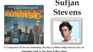 A Conjunction Of Drones - Sufjan Stevens