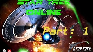 Star Trek Online Walkthrough - [Part 1] [Stranded in Space]