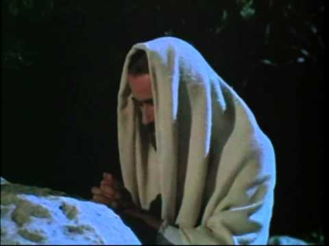 gethsemane jesus praying