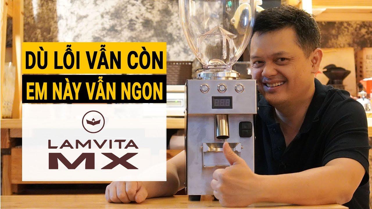 Xót xa LAMVITA MX bị THÁO TỪNG MÓN để review