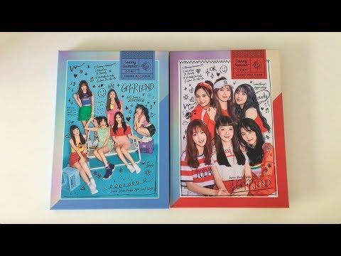 ♡Unboxing GFRIEND 여자친구 Summer Mini Album Sunny Summer 여름여름해 (Sunny & Summer Ver.)♡ Mp3