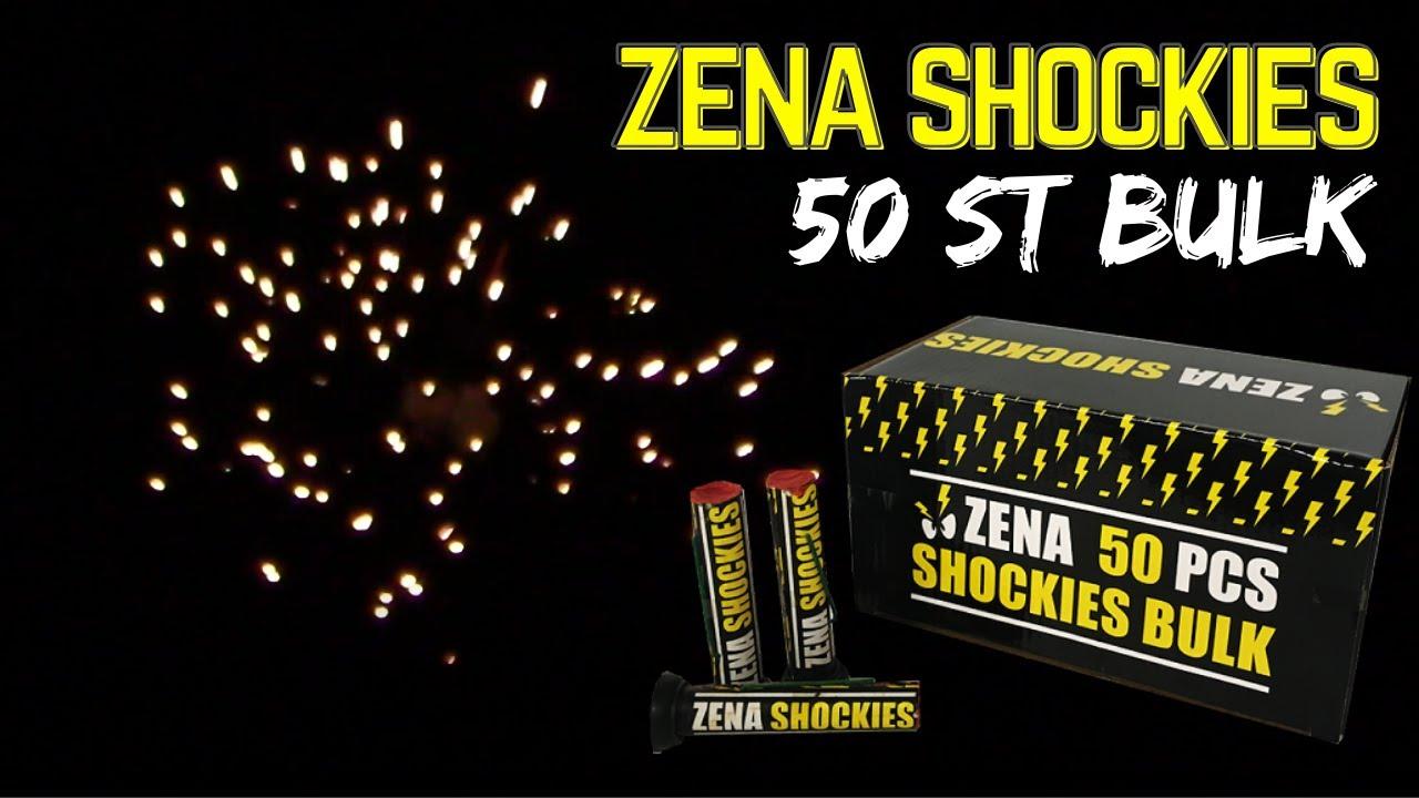 Zena Shockies Bulk | Vuurwerk