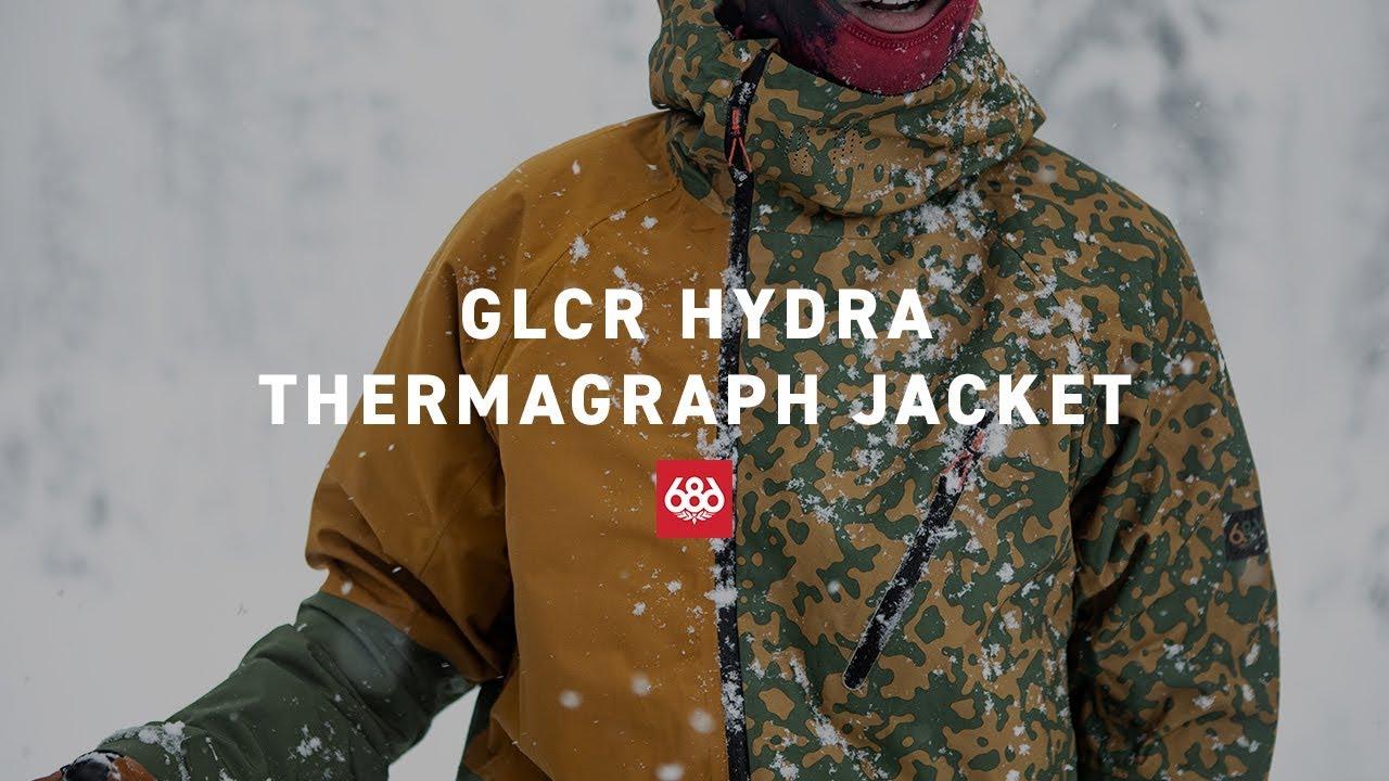 VESTE DE SKI HYDRA THERMAGRAPH JACKET M