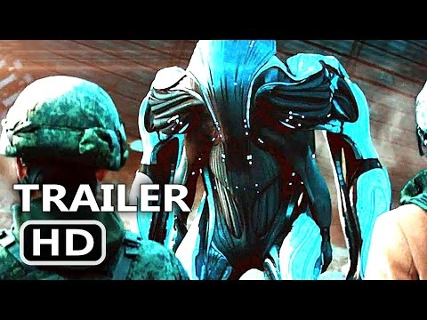 ATTRACTION (Blockbuster Movie, 2017) - ALL Trailers Compilation streaming vf