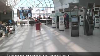 Toronto Pearson Airport (YYZ) arrival - video tour