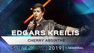 "Edgars Kreilis ""Cherry Absinthe"""