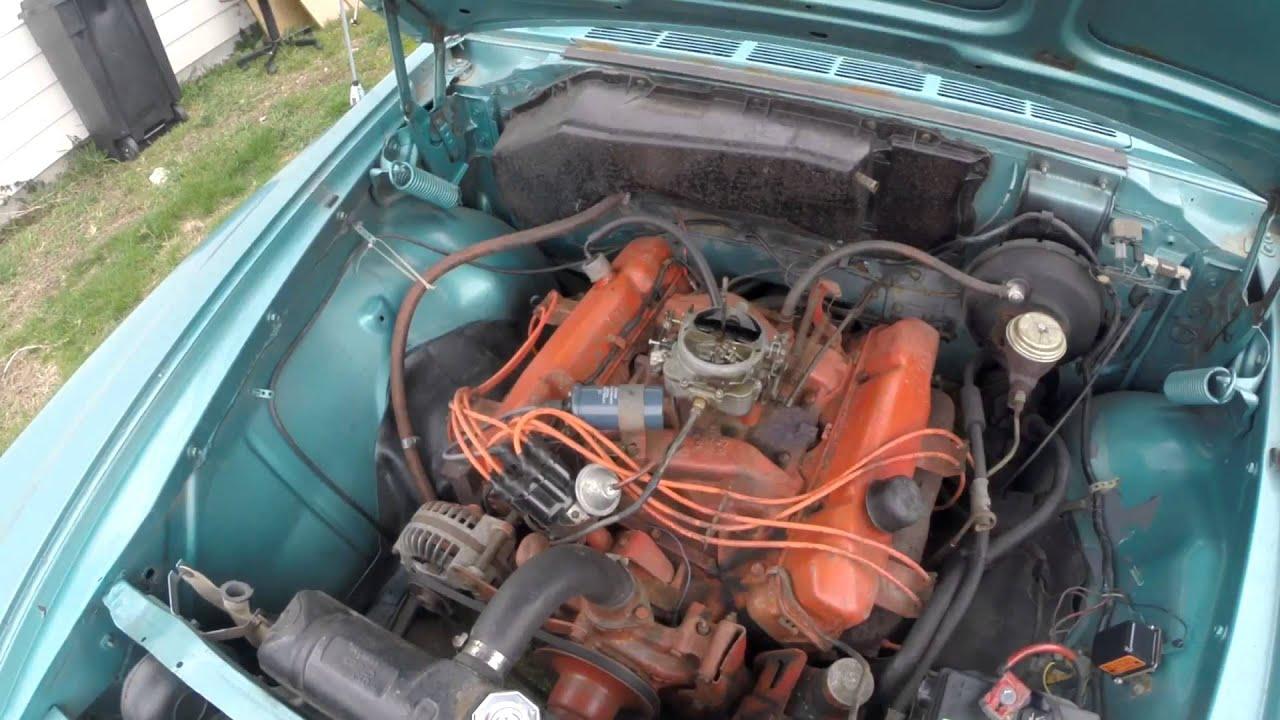 1964 Chrysler 361 c i  Wedge