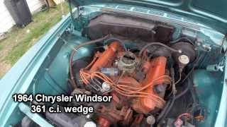 1964 Chrysler 361 c.i. Wedge