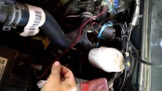 Duramax stuck turbo fix