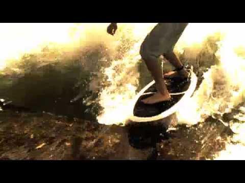 san macros river rapid surfing