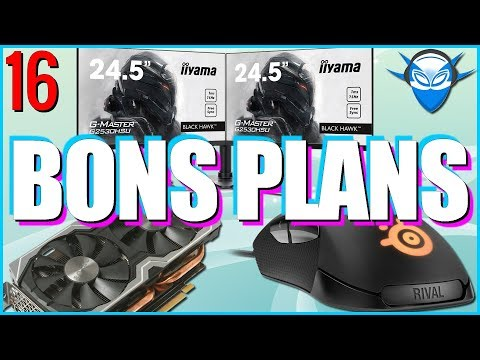 BONS PLANS - Hardware & Gaming (S.16 - 2018)