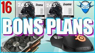 BONS PLANS - Hardware & Gaming (S.16 - 2018)