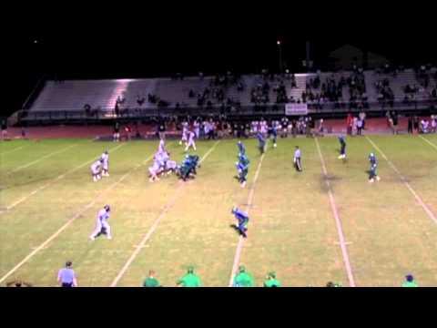 Garnet Bendles (Free Safety) Highlights