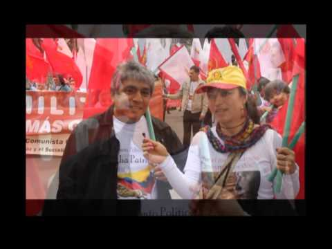 1 de mayo y la PAZ - Bogotá 2013