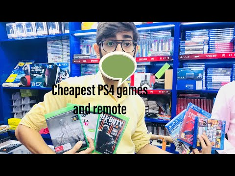 Buy PS4 And XBOX Games In 60% Discount..❤️