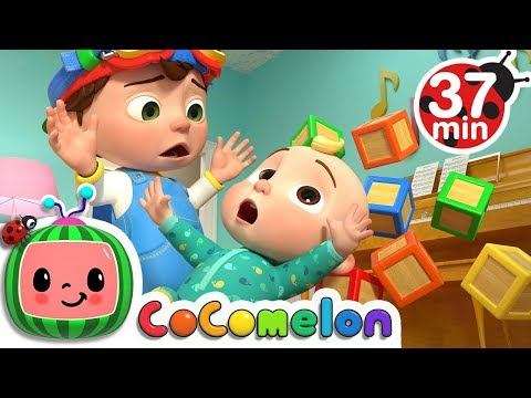 Sorry, Excuse Me + More Nursery Rhymes \u0026 Kids Songs - CoComelon
