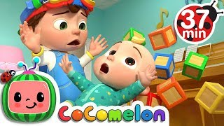 Sorry, Excuse Me Song | +More Nursery Rhymes & Kids Songs - Cocomelon (ABCkidTV)